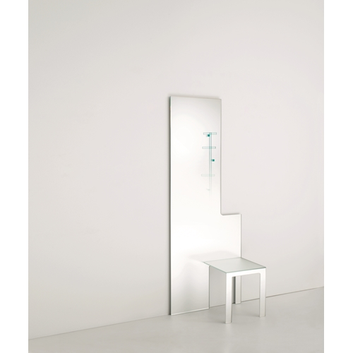 MIRROR CHAIR - MIRROR STOOL